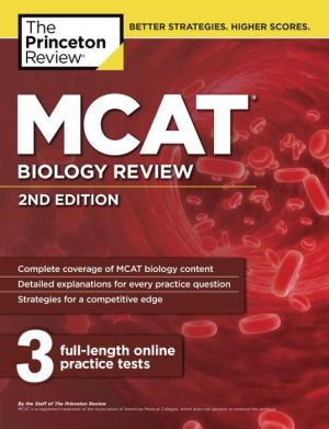 MCAT Biology Review, 2nd Edition