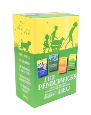 The Penderwicks Paperback 4-Book Boxed Set