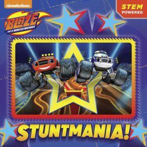 Stuntmania! (Blaze and the Monster Machines)