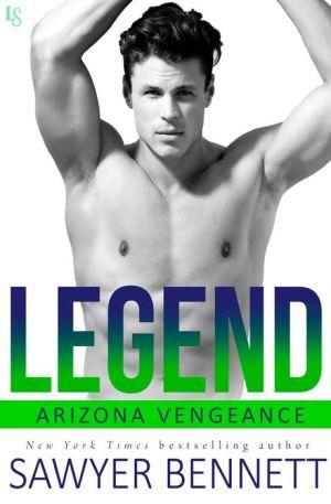 Book Legend: An Arizona Vengeance Novel