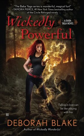 Wickedly Powerful: A Baba Yaga Novel