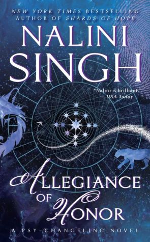 Allegiance of Honor: A Psy-Changeling Novel
