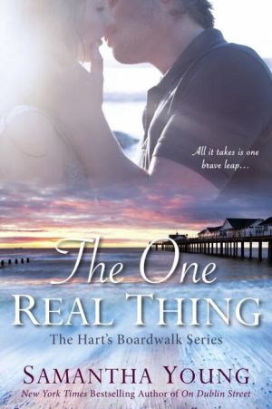 The One Real Thing: The Hart's Boardwalk Series