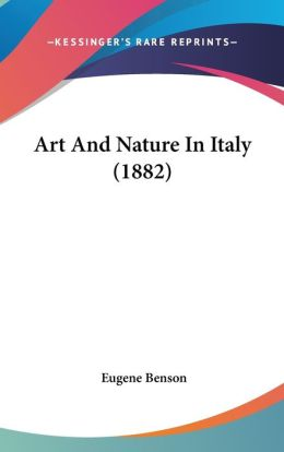 Art and Nature in Italy (1882)