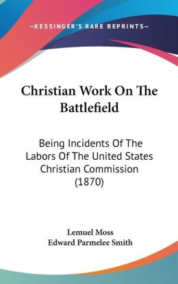 Christian Work On The Battlefield