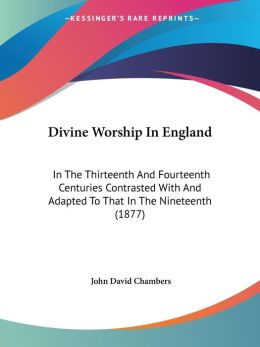 Divine Worship In England