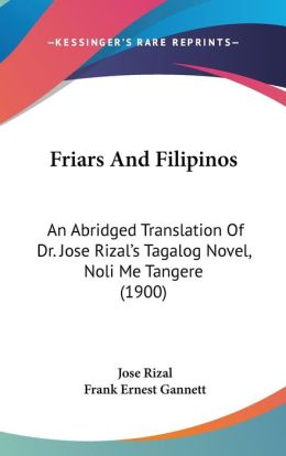 Friars And Filipinos