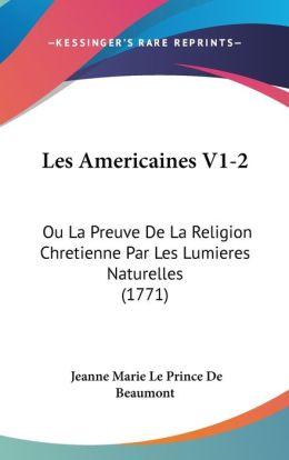 Les Americaines V1-2