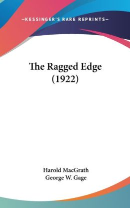 The Ragged Edge (1922)