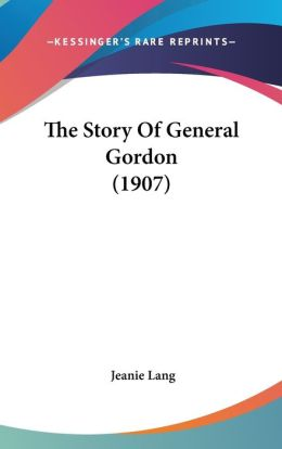 Story of General Gordon (1907)