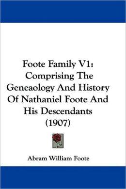 Foote Family V1
