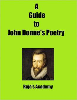 A Guide to John Donne's Poetry
