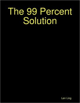 The 99 Percent Solution