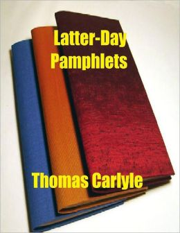 Latter-Day Pamphlets