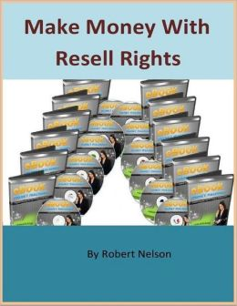Make Money With Resell Rights