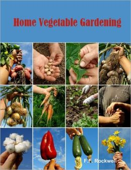 Home Vegetable Gardening (Illustrated)