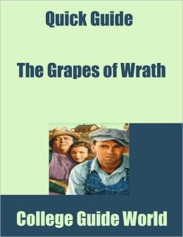 Quick Guide: The Grapes of Wrath