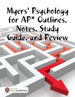 Myers' Psychology for AP*, Author: David G. Myers - StudyBlue