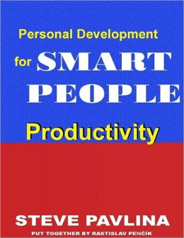 Productivity: Personal Development for Smart People