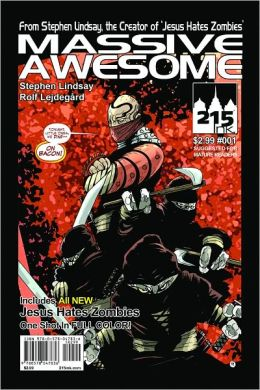 Massive Awesome #1 (NOOK Comics with Zoom View)
