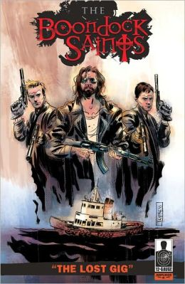 The Boondock Saints: The Lost Gig #1 (NOOK Comics with Zoom View)