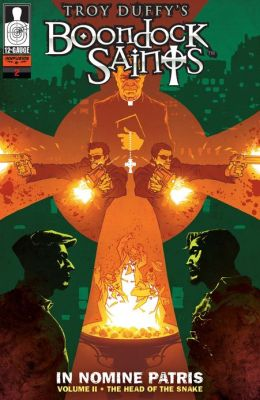 Boondock Saints: In Nomine Patris #4 (NOOK Comics with Zoom View)