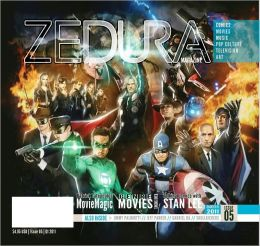 Zedura Magazine Q1 2011 (NOOK Comics with Zoom View)
