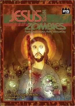 Jesus Hates Zombies GN (NOOK Comics with Zoom View)
