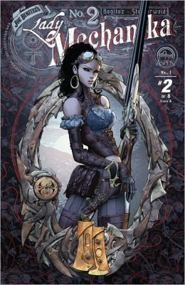 Lady Mechanika #2 (NOOK Comics with Zoom View)