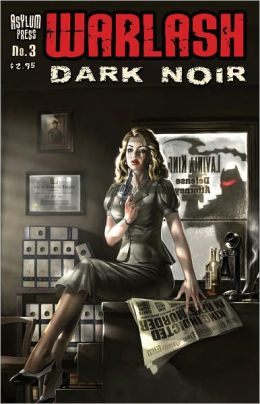 Warlash: Dark Noir #3 (NOOK Comics with Zoom View)