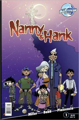 Nanny & Hank #1 (NOOK Comics with Zoom View)