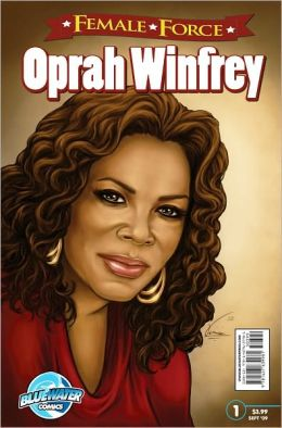 Female Force: Oprah Winfrey (NOOK Comics with Zoom View)