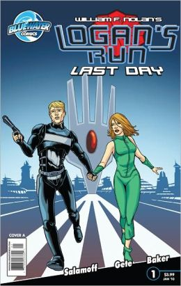 Logan's Run: Last Day #1 (NOOK Comics with Zoom View)