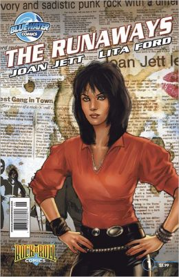 The Runaways: Joan Jett and Lita Ford (NOOK Comics with Zoom View)