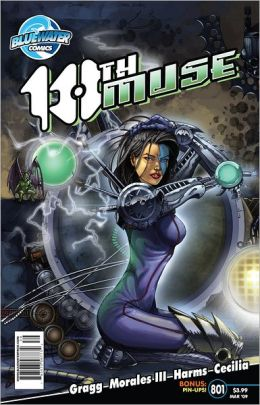 The 10th Muse #2 (NOOK Comics with Zoom View)