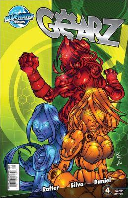 Gearz #4 (NOOK Comics with Zoom View)