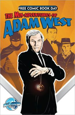 The Mis-Adventures of Adam West #1 (NOOK Comics with Zoom View)