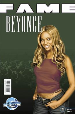 FAME: Beyonce (NOOK Comics with Zoom View)