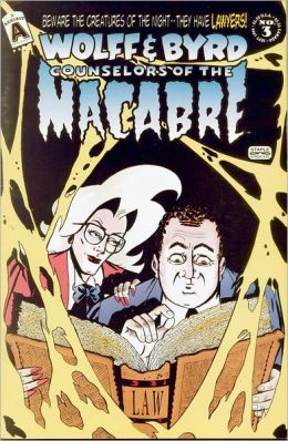 Wolff & Byrd, Counselors of the Macabre #3 (NOOK Comics with Zoom View)