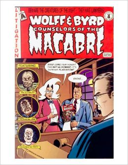 Wolff & Byrd, Counselors of the Macabre #4 (NOOK Comics with Zoom View)