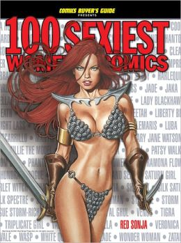 100 Sexiest Women in Comics (NOOK Comics with Zoom View)
