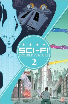 SciFi Double Feature #2 (NOOK Comics with Zoom View)