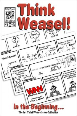 Think Weasel! #1 (NOOK Comics with Zoom View)