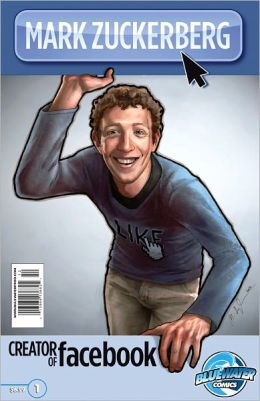 Mark Zuckerberg #1 (NOOK Comics with Zoom View)