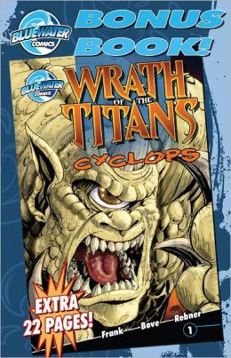 Wrath of the Titans: Cyclops (NOOK Comics with Zoom View)