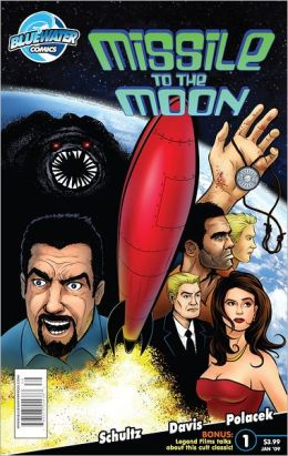 Missile To The Moon #1 (NOOK Comics with Zoom View)