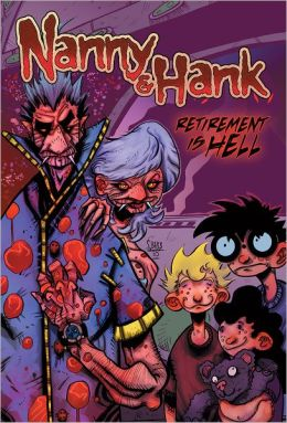Nanny & Hank: Retirement is Hell GN (NOOK Comics with Zoom View)