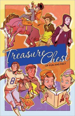 Treasure Chest (NOOK Comics with Zoom View)