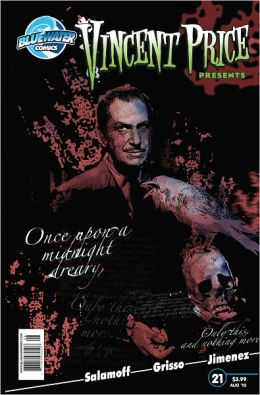 Vincent Price Presents #21 (NOOK Comics with Zoom View)