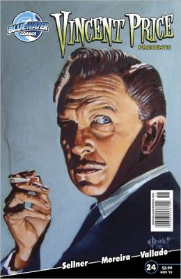 Vincent Price Presents #24 (NOOK Comics with Zoom View)